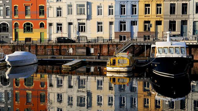 Bewonder het mooie Gent vanaf het water