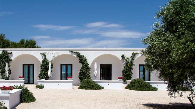 ¡Encanto y diseño en una hermosa granja a pocos pasos del mar!