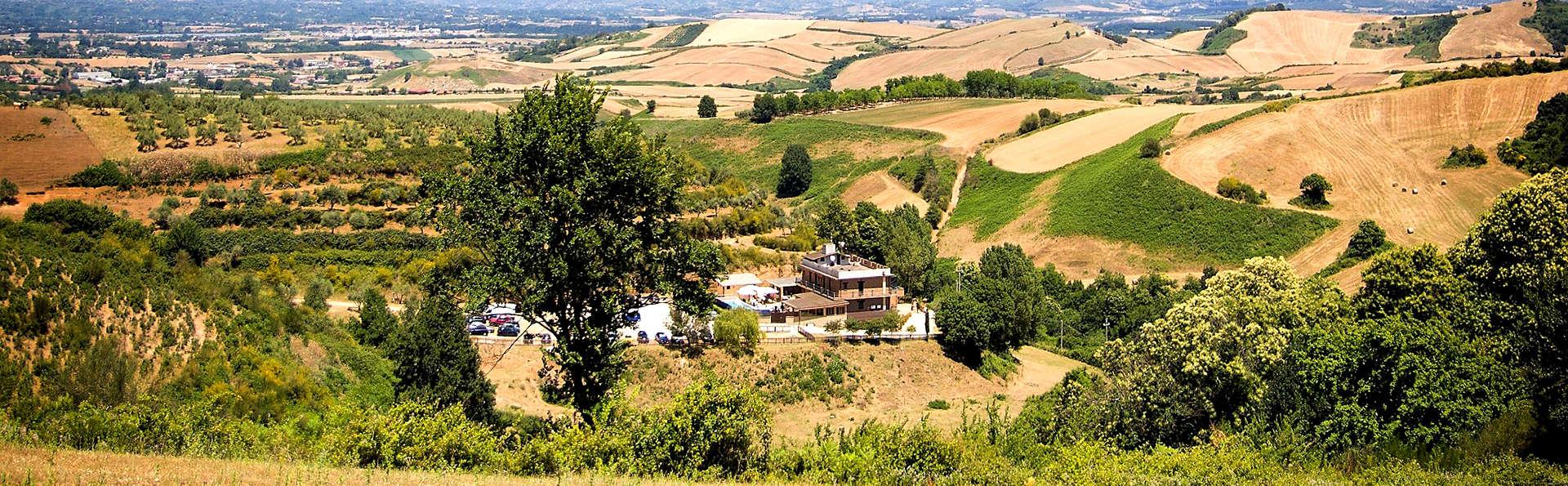 Paix, détente et nature dans un fantastique gîte rural près de Castelli Romani