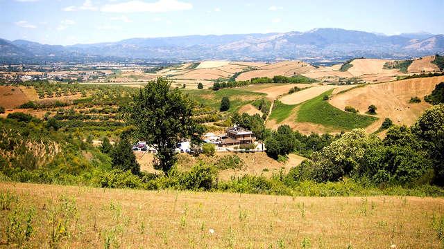 Pace, natura e relax in un fantastico agriturismo vicino ai Castelli Romani