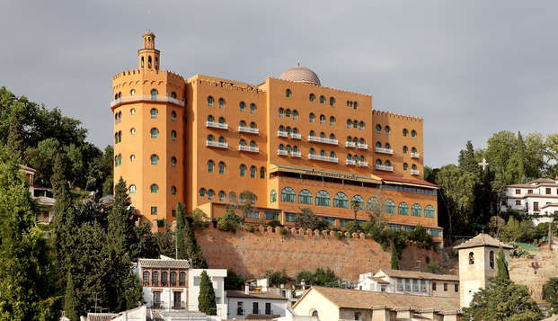 Hotel Alhambra Palace - Front