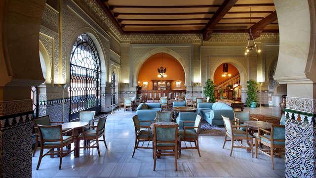 Lujo e Historia en este Hotel 5* ubicado en el corazón de La Alhambra de Granada