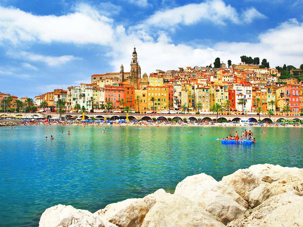 Séjour Provence-Alpes-Côte d'Azur - Week-end ressourçant à Menton  - 3*