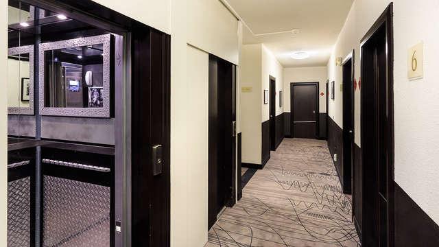 Quality Hotel Menton Merranee