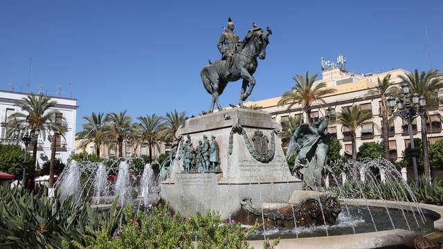 Descubre Jerez de la Frontera en un hotel céntrico