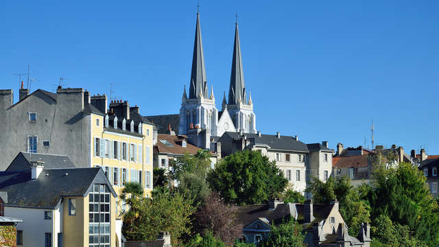 Week-end au coeur de Pau
