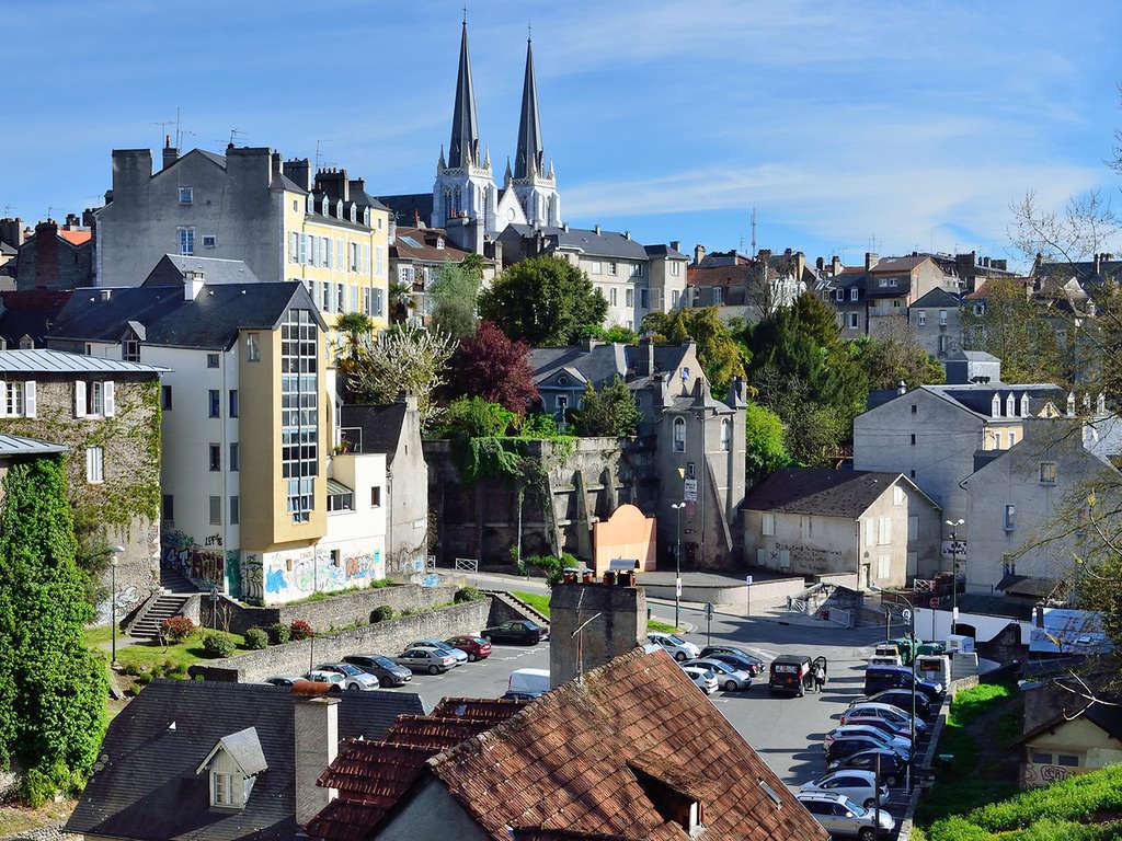 Séjour Pyrénées-Atlantiques - Week-end gourmand et découverte au coeur de Pau  - 4*