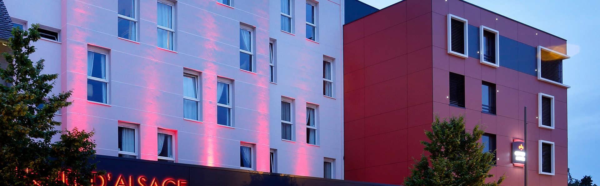Hotel The Originals d'Alsace Strasbourg Sud (ex Qualys-Hotel) - Edit_Front.jpg