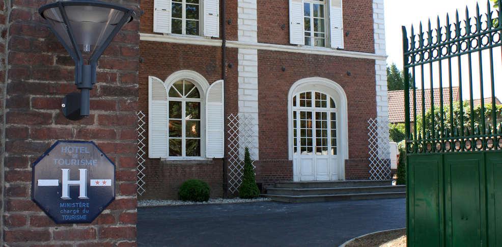 Qualys-hotel Lens Ouest La Maison Rouge 3