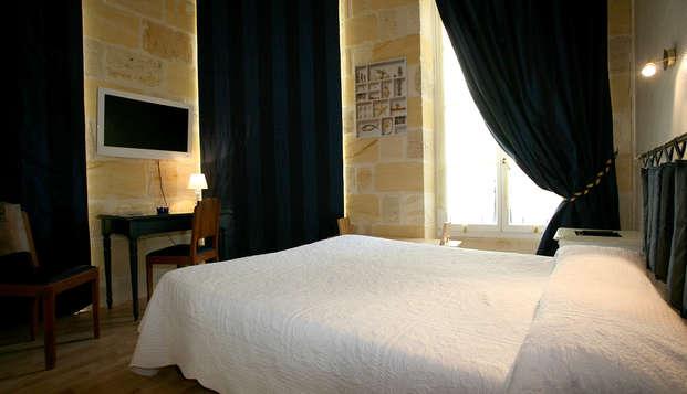 QUALYS-HOTEL Bordeaux La Tour Intendance - Room