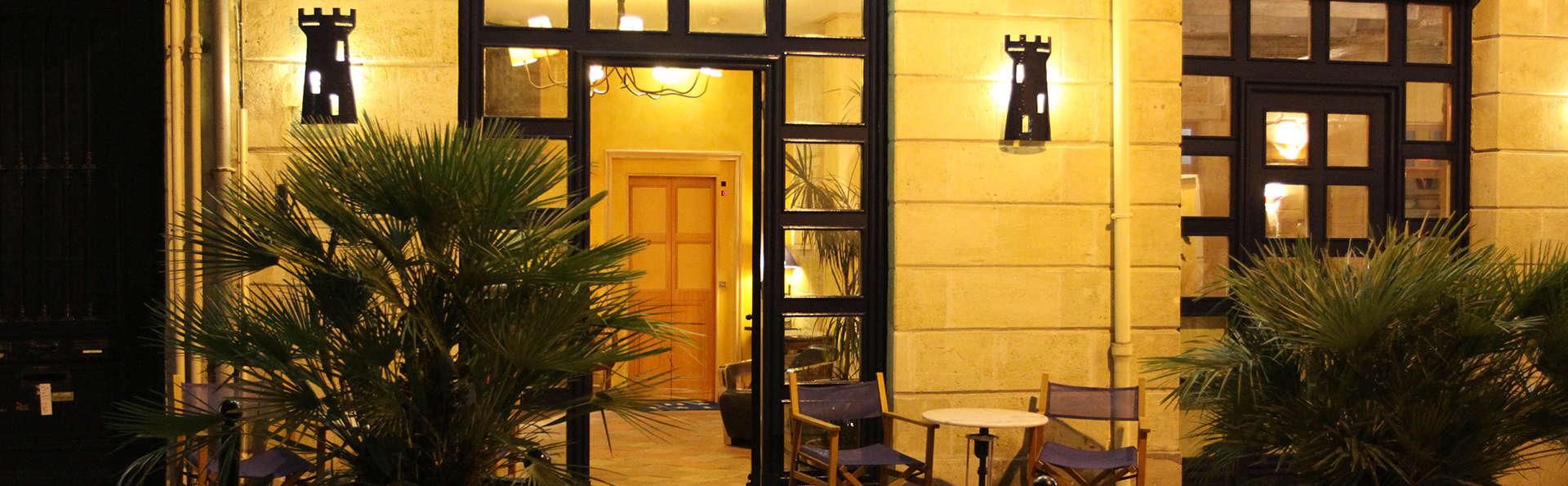 The Originals Boutique, Hôtel La Tour Intendance, Bordeaux (Qualys-Hotel) - Edit_Front.jpg