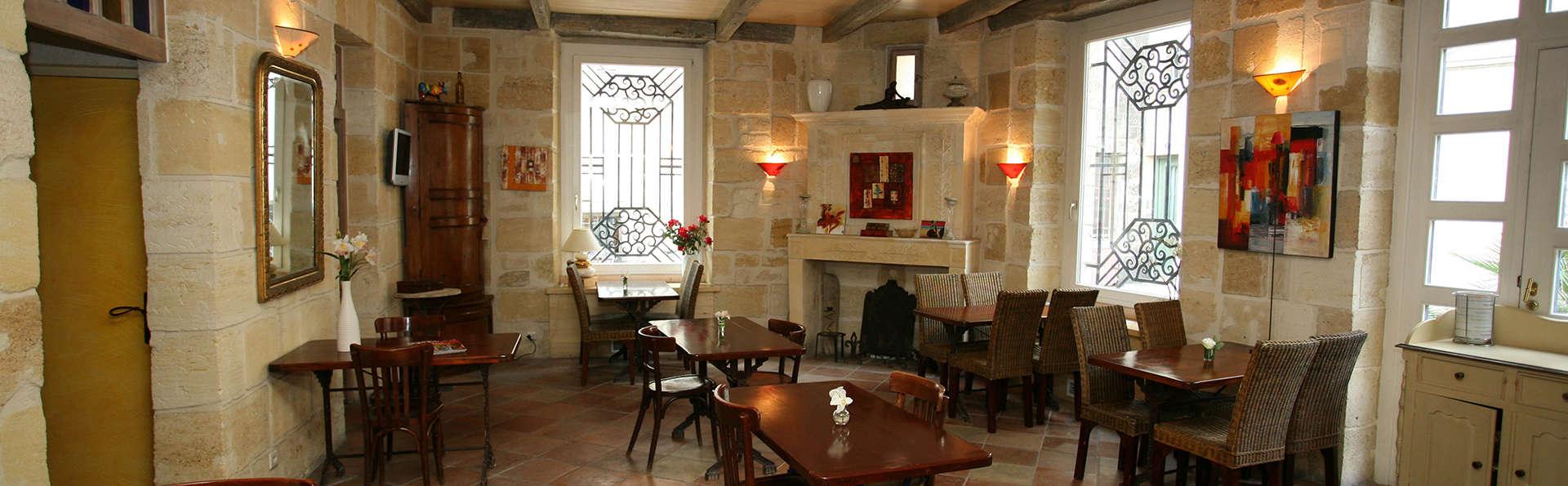 The Originals Boutique, Hôtel La Tour Intendance, Bordeaux (Qualys-Hotel) - Edit_Restaurant.jpg