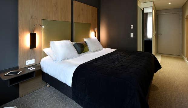 Ontdek Louvain-la-Neuve in een gloednieuw hotel