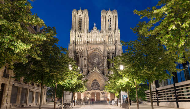 Weekend familial aux portes de Reims