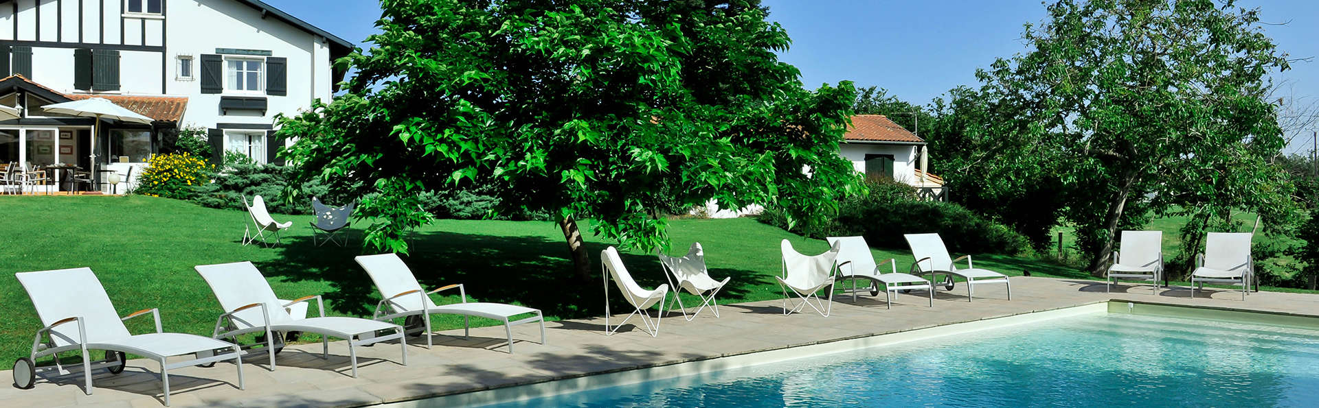 Hôtel Laminak, The Originals Relais (Relais du Silence) - Edit_Pool2.jpg