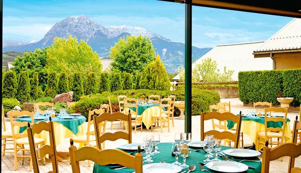 Dîner et détente entre lac et montagnes, au cœur des Hautes Alpes