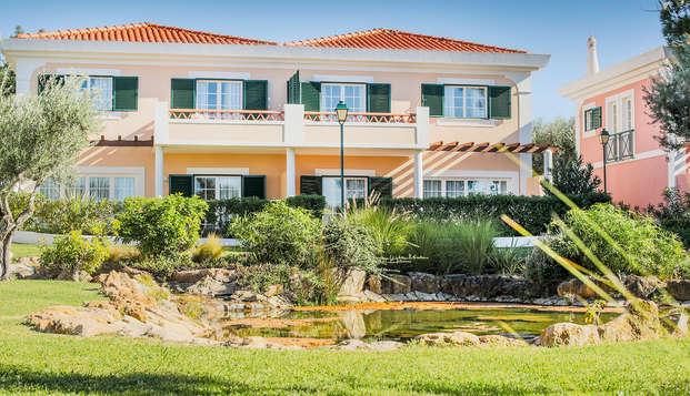 Zen & Relax: Escapada con acceso a la zona relax y actividades en Vilamoura
