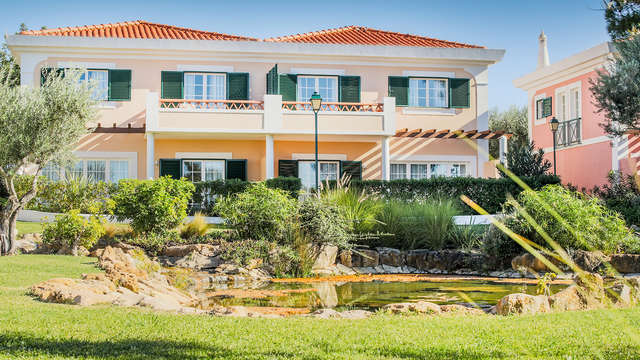 Zen-sfeer in de Algarve met toegang tot de ontspanningsruimte