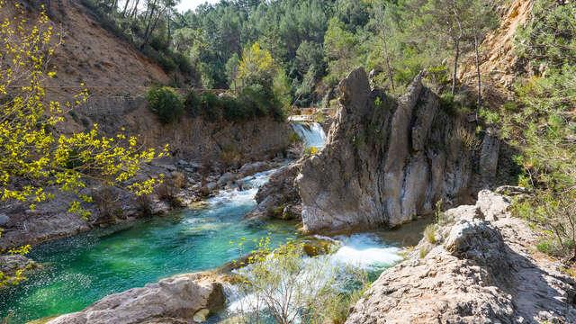 Escapada de senderismo: Picnic incluido para maravillarte con la Sierra de Cazorla