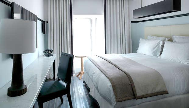 Week-end au coeur de Paris dans un hôtel 4 étoiles