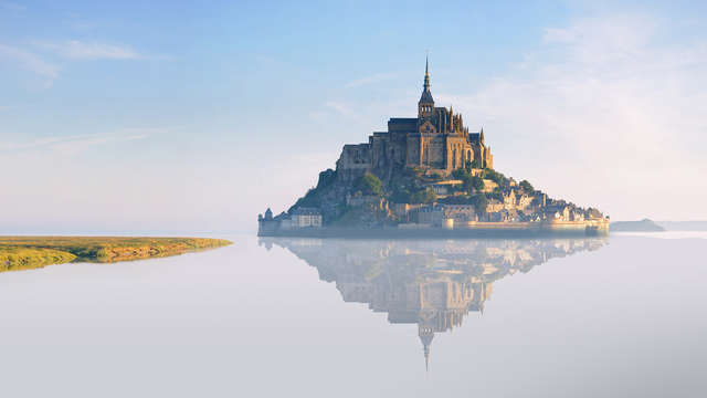 Week-end en chambre Prestige face au Mont-Saint-Michel