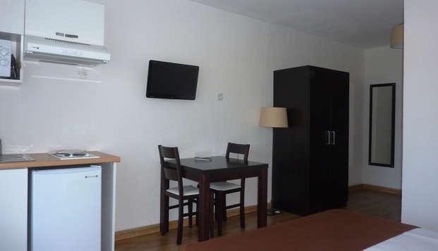Residence Adonis Citadelle Resort - Apartment