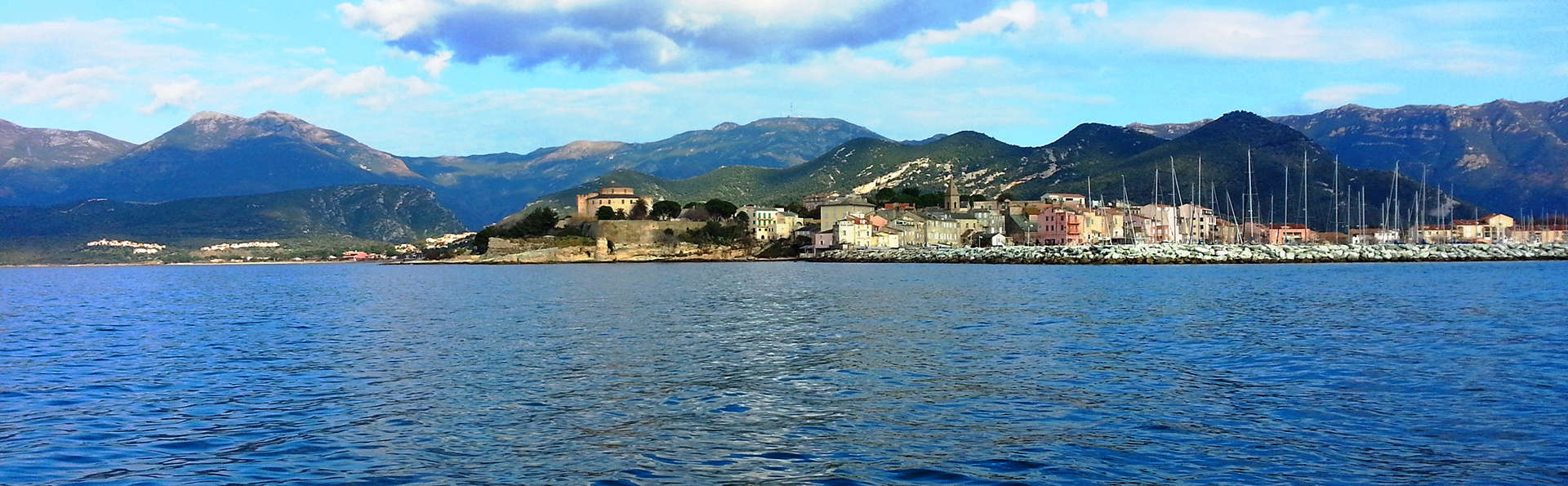 Week-end en Corse