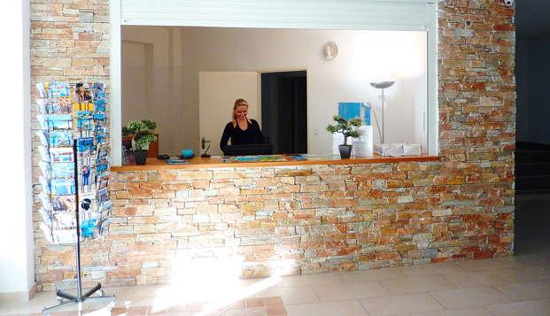 Residence Adonis Citadelle Resort - Reception