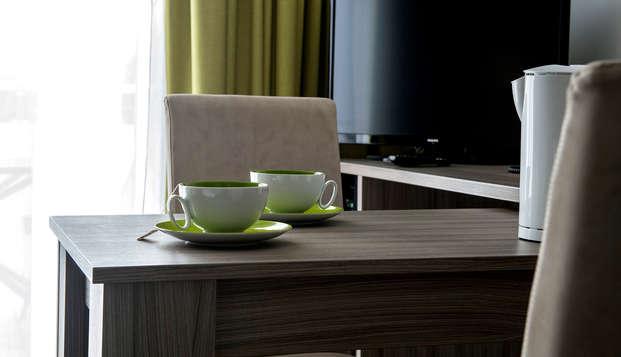Suite Home Porticcio - Room