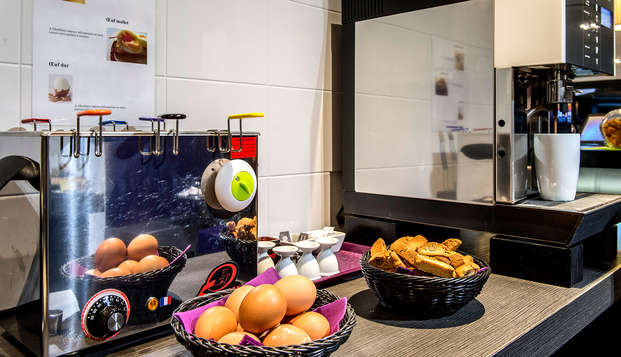 Suite Home Porticcio - Breakfast
