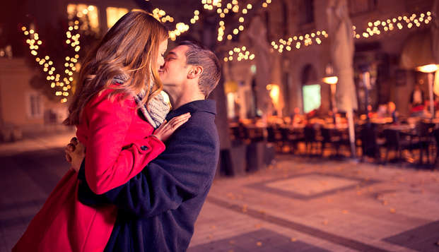 Détente et romance avec jacuzzi, cava et chocolats à Alcoy