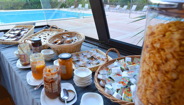 Residence Les Calanques - Buffet