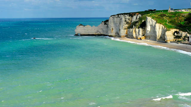 Week-end proche d'Etretat