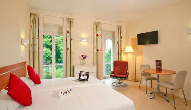 Residence Les Thermes - Room