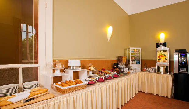 Residence Les Thermes - Buffet
