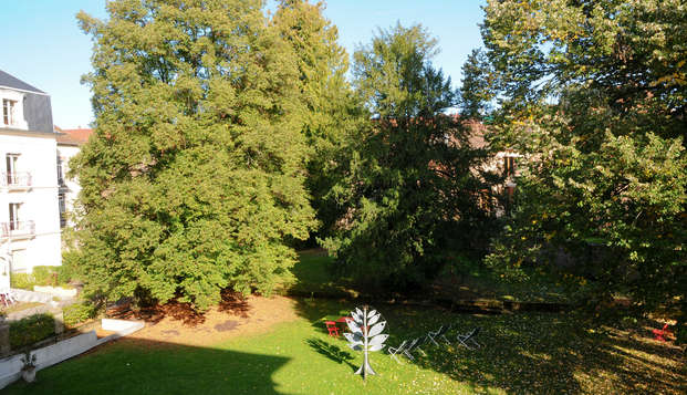 Residence Les Thermes - Garden