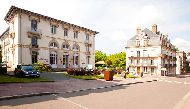 Residence Les Thermes - Front