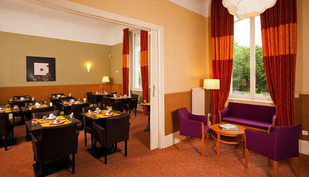 Residence Les Thermes - Restaurant