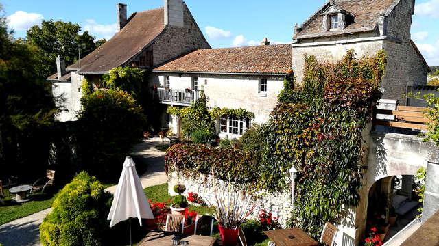 Week-end en hôtel de charme à proximité de Poitiers