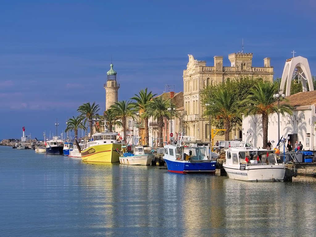 Séjour Languedoc-Roussillon - Séjour en bord de mer au Grau-du-Roi  - 3*