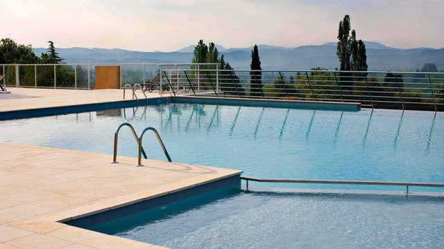 Repos absolu dans une magnifique résidence près de Cannes