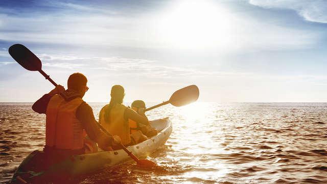 1 Excursion en kayak pour 2 adultes