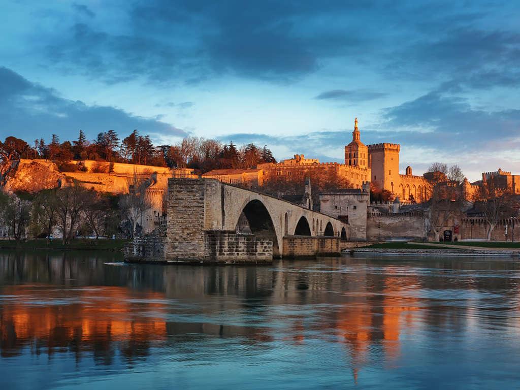 Séjour France - Séjour à Avignon à deux pas du palais des Papes