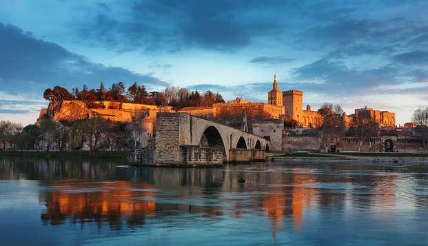 Week-end au coeur d'Avignon