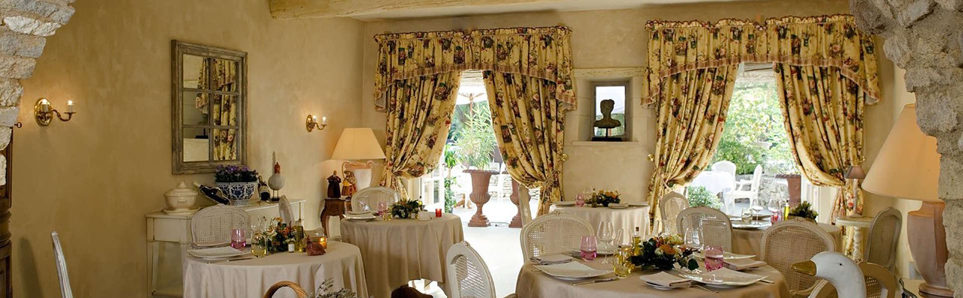 Week-end avec dîner à proximité d'Avignon