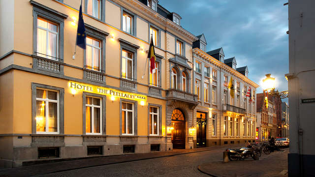 Hotel The Peellaert Brugge Centrum - Adults only