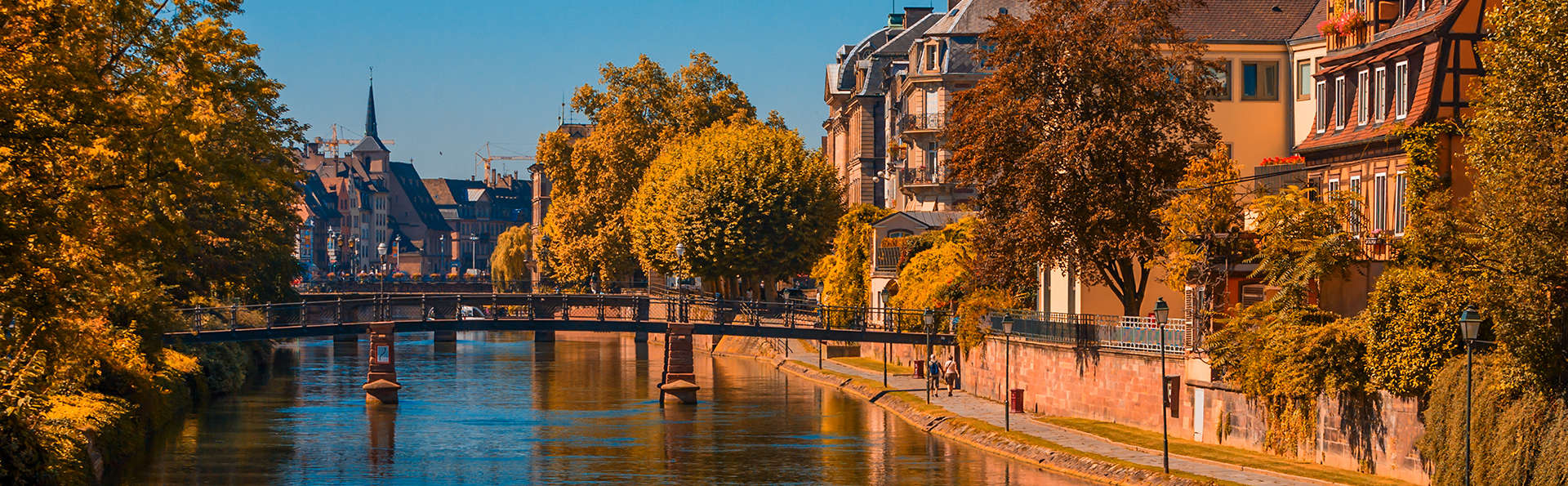Week-end au cœur de Strasbourg