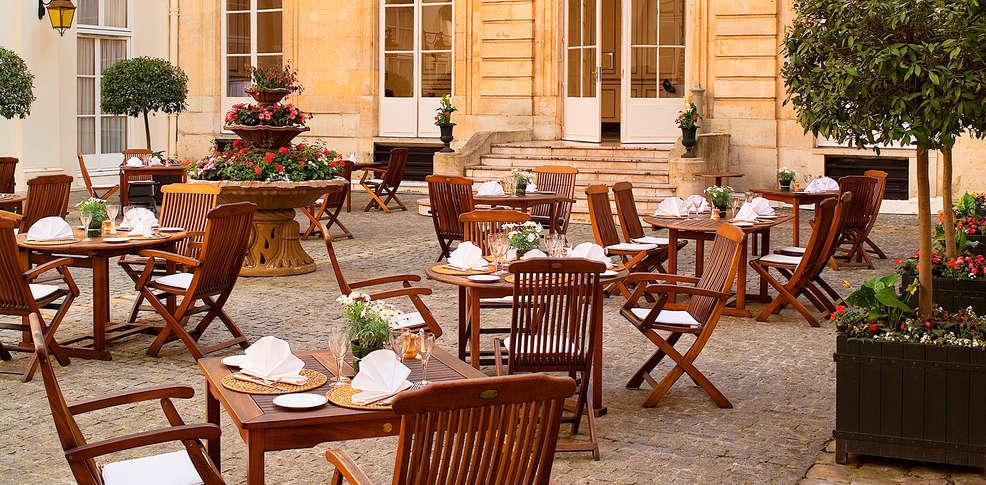 Saint james albany paris hotel spa 4 paris france for Reservation hotel a paris gratuit