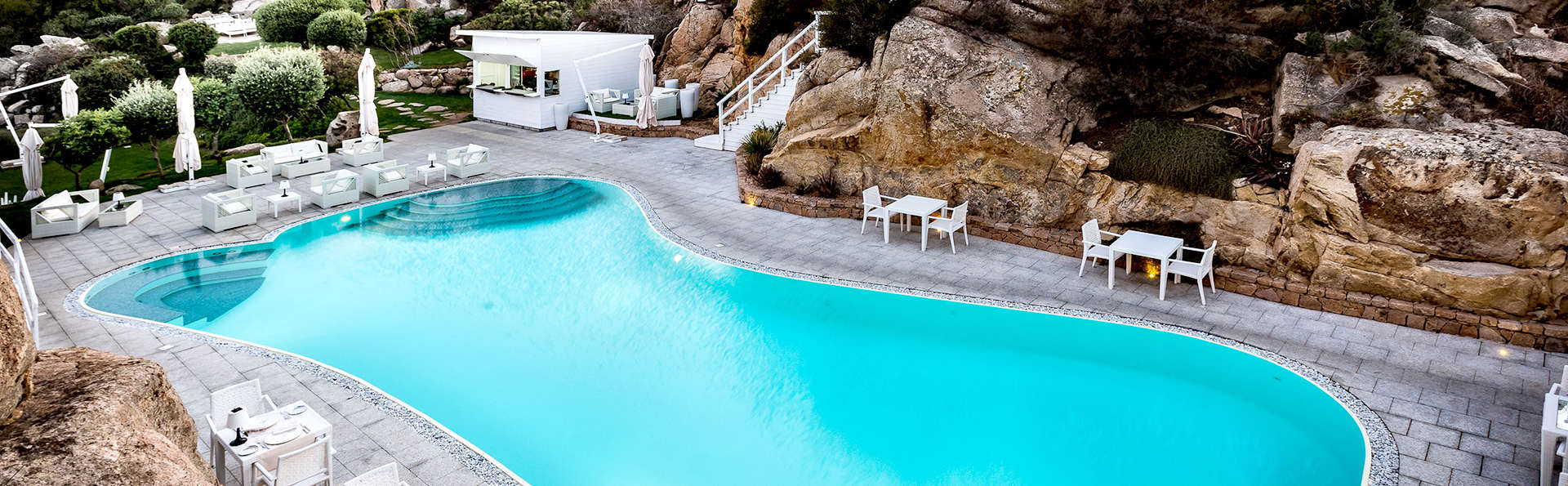 Détente, charme et luxe 5* en Sardaigne