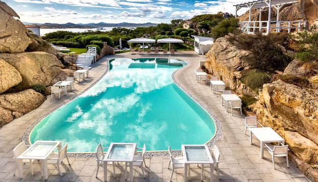 Encanto y relax en la isla de La Maddalena con mejora de categoría (desde 3 noches)